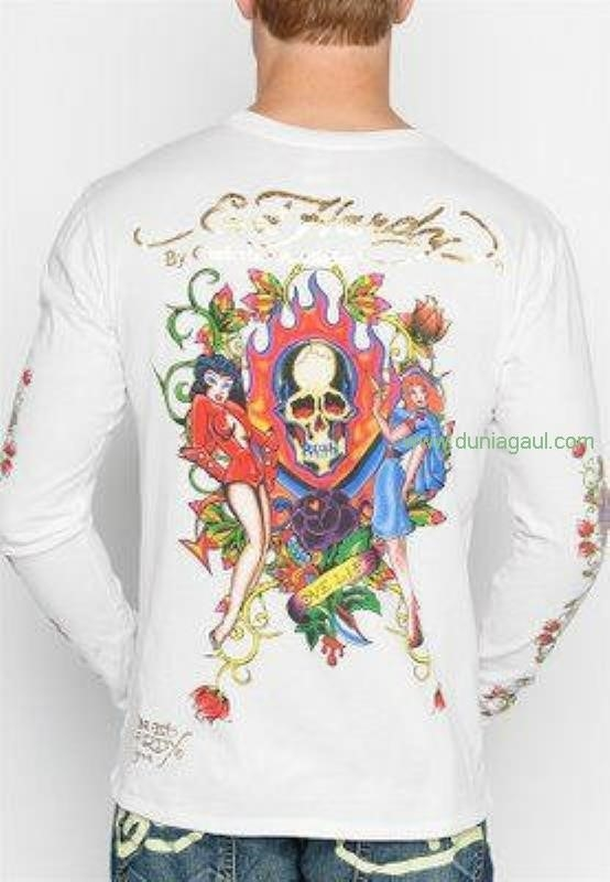 Buy Mens Long Sleeve-195ed hardy clothing hardy ukLondon clothing on saleed Mass-produced JPSTVXY025